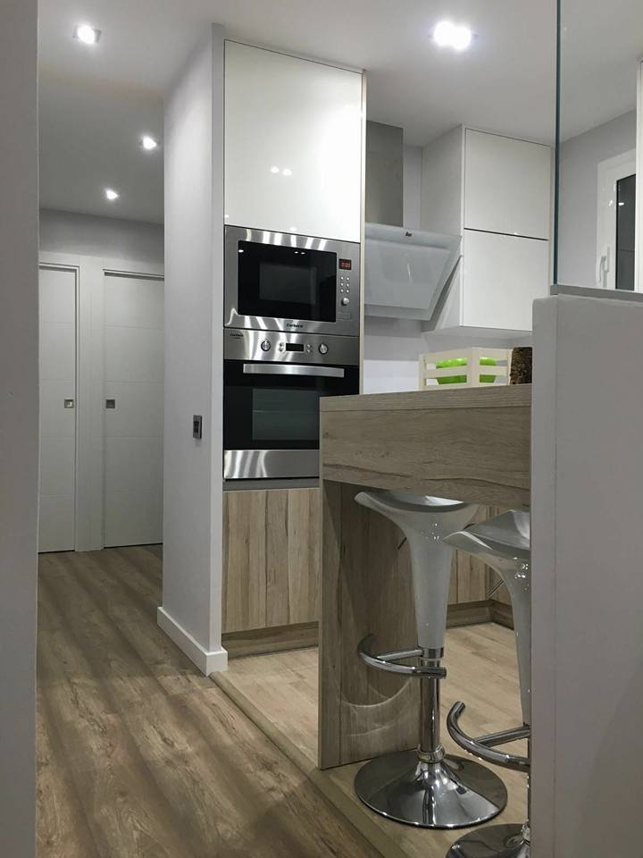 cocina foto vertical
