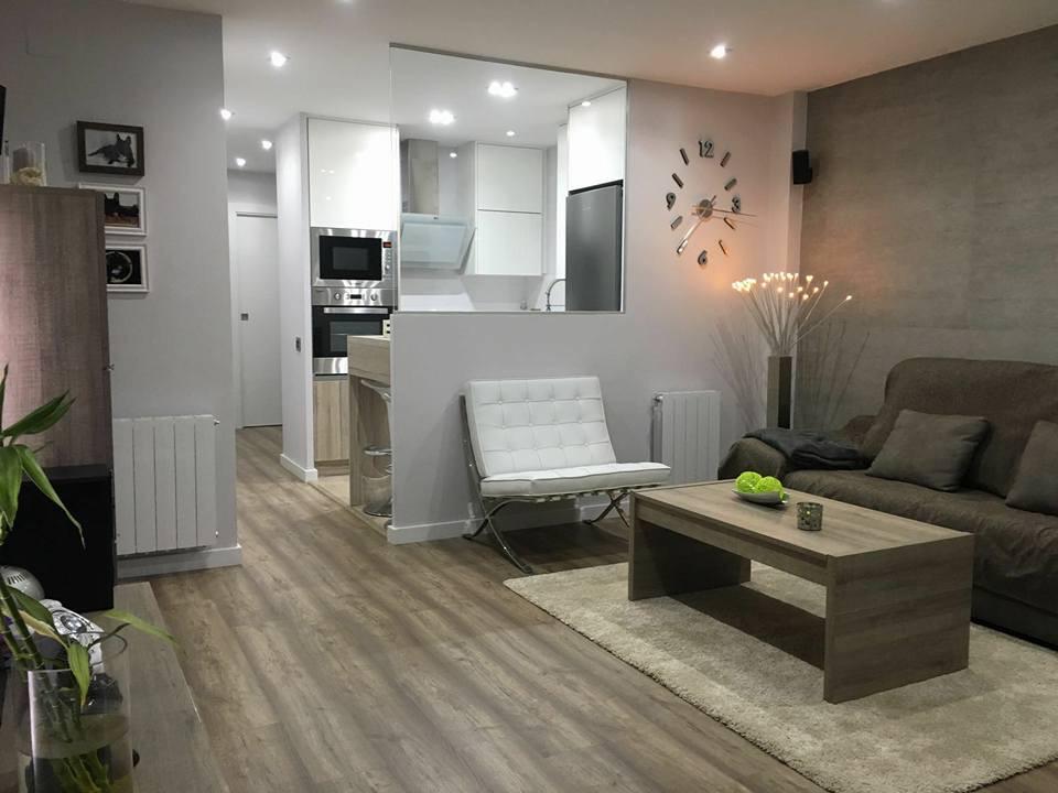 principal mobiliario piso castelldefels