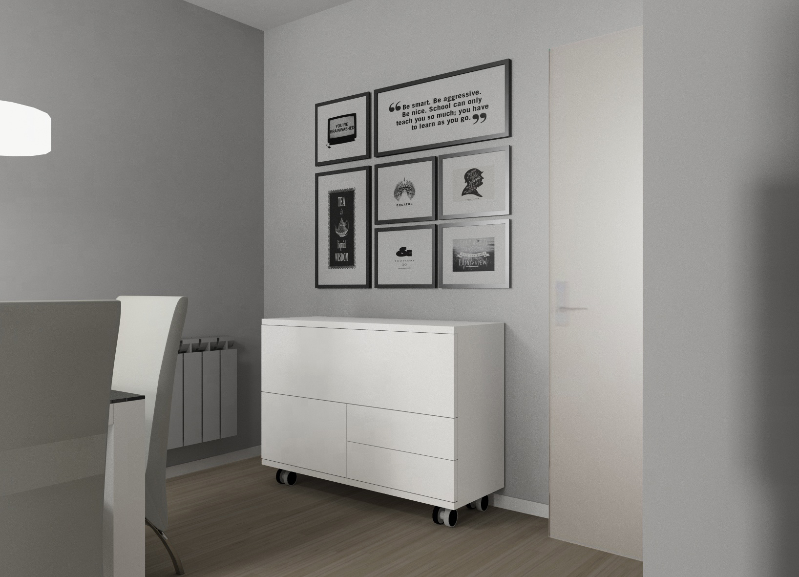 mobiliario salón